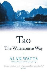 bokomslag Tao: The Watercourse Way