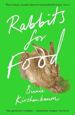 bokomslag Rabbits for Food