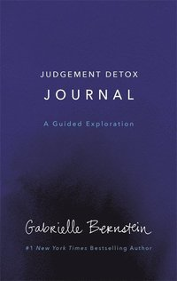bokomslag Judgement Detox Journal