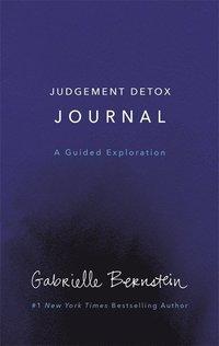 bokomslag Judgement Detox Journal