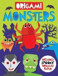 bokomslag Origami Monsters