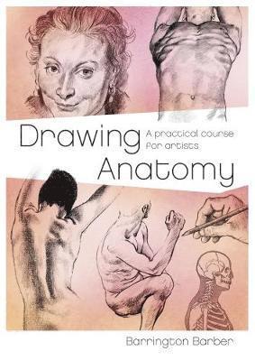 bokomslag Drawing Anatomy