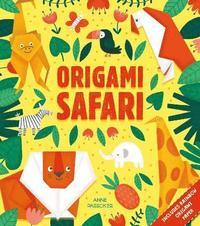 bokomslag Origami Safari