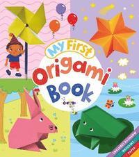 bokomslag My First Origami Book