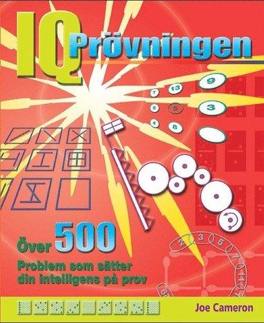 bokomslag IQ Prövningen