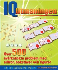 bokomslag IQ Utmaningen