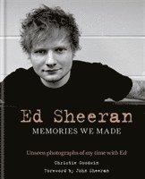 bokomslag Ed Sheeran: Memories We Made