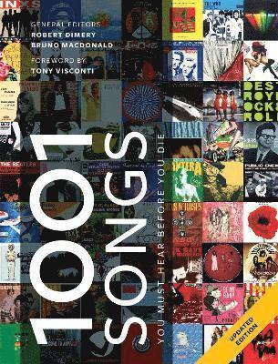 bokomslag 1001 Songs: You Must Hear Before You Die