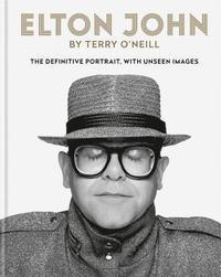 bokomslag Elton John by Terry O'Neill