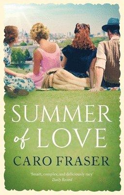 bokomslag Summer of Love