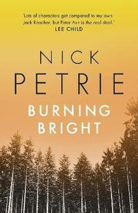 bokomslag Burning Bright