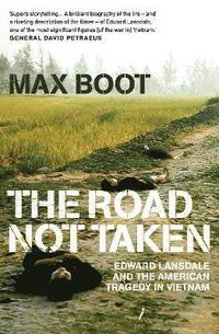 bokomslag The Road Not Taken