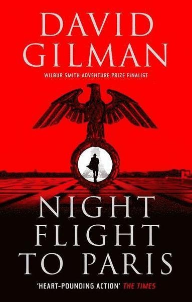 bokomslag Night Flight to Paris