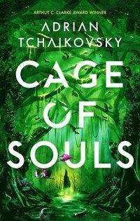 bokomslag Cage of Souls