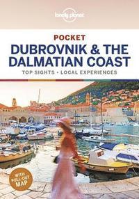 bokomslag Dubrovnik & the Dalmatian Coast Pocket