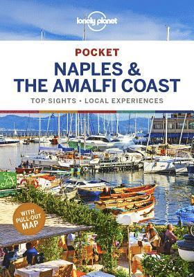 bokomslag Naples & the Amalfi Coast Pocket