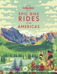 bokomslag Epic Bike Rides of the Americas