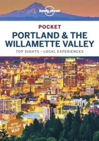 bokomslag Pocket Portland & the Willamette Valley
