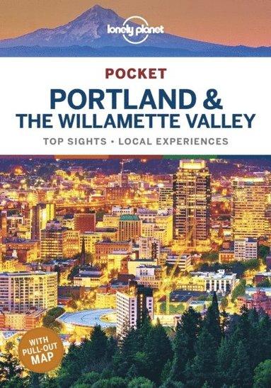 bokomslag Pocket Portland & the Willamette Valley