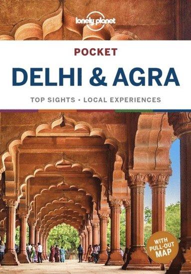 bokomslag Delhi & Agra Pocket
