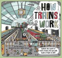bokomslag How Trains Work