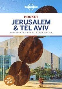 bokomslag Jerusalem & Tel Aviv Pocket