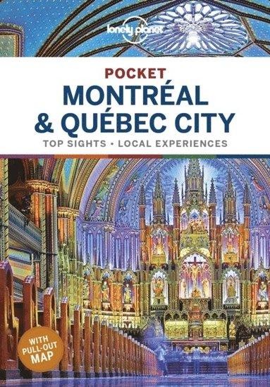 bokomslag Pocket Montreal & Quebec City