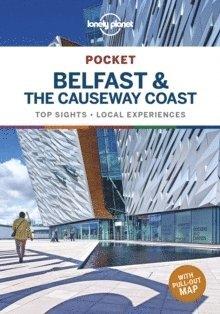 bokomslag Pocket Belfast & the Causeway Coast