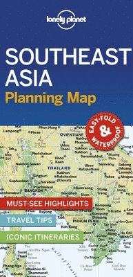 bokomslag Southeast Asia Planning Map