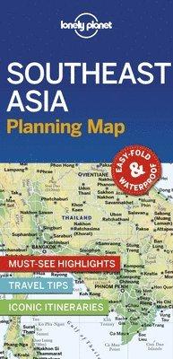 bokomslag Southeast Asia Planning Map