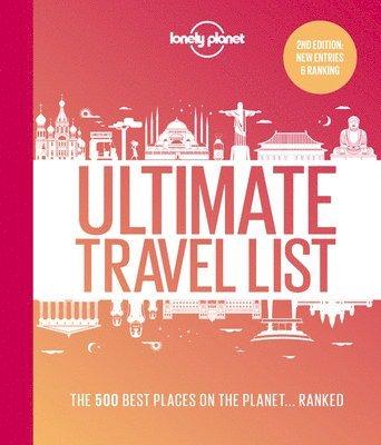 bokomslag Ultimate Travel List