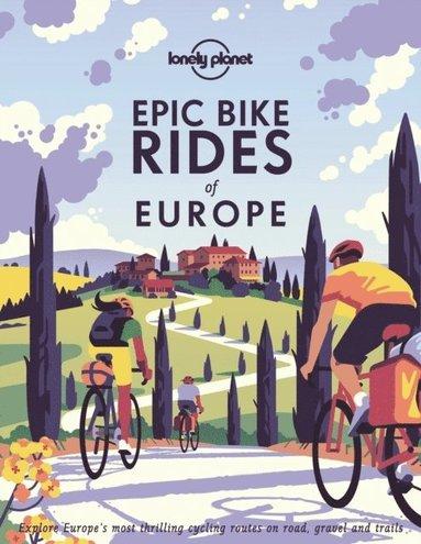 bokomslag Epic Bike Rides of Europe
