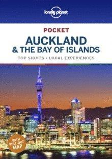 bokomslag Auckland & the Bay of Islands Pocket