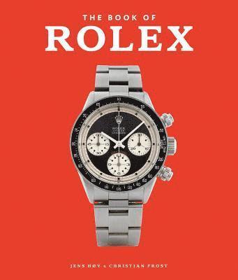 bokomslag The Book of Rolex