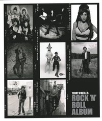 bokomslag Terry O'Neill's Rock 'n' Roll Album