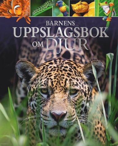 bokomslag Barnens uppslagsbok om djur