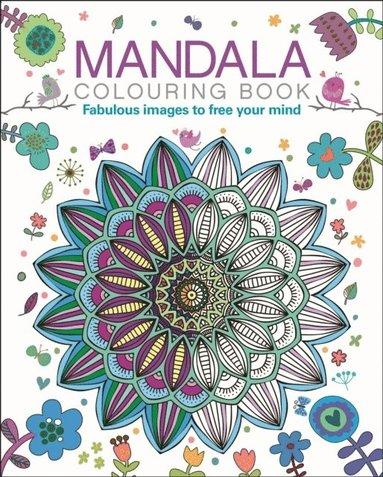 bokomslag Mandala Colouring Book