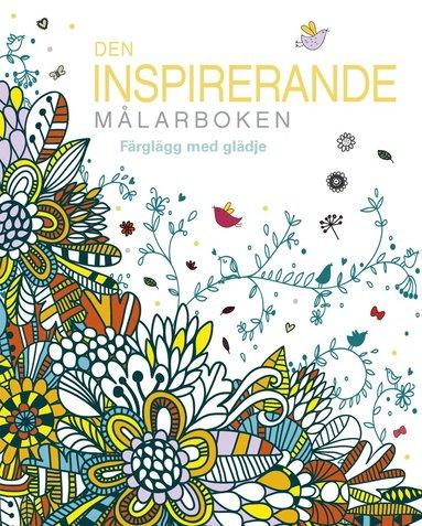 bokomslag Den inspirerande målarboken