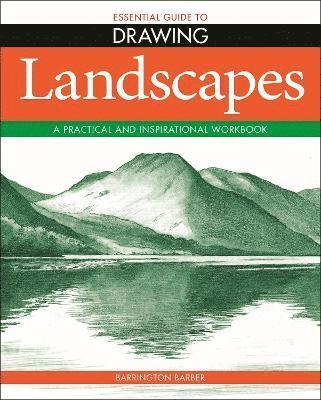 bokomslag Essential Guide to Drawing: Landscapes