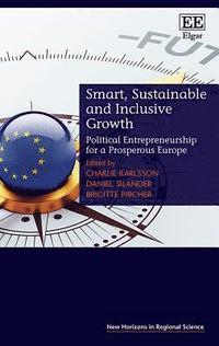 bokomslag Smart, Sustainable and Inclusive Growth