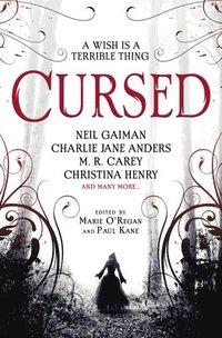 bokomslag Cursed: An Anthology of Dark Fairy Tales