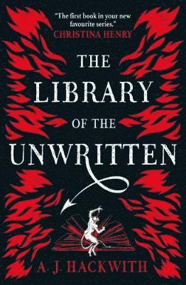 bokomslag The Library of the Unwritten