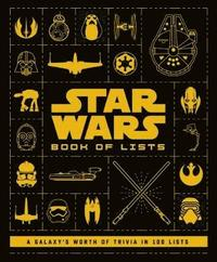 bokomslag Star Wars: Book of Lists