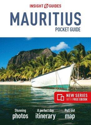 bokomslag Mauritius  Pocket Insight Guide