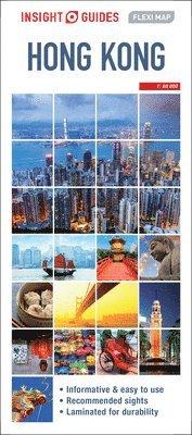 bokomslag Hong Kong Flexi Map