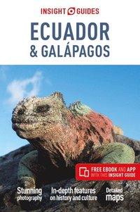 bokomslag Insight Guides Ecuador &; Galapagos (Travel Guide with Free eBook)