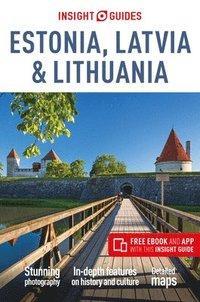 bokomslag Insight Guides Estonia, Latvia &; Lithuania (Travel Guide with Free eBook)