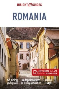 bokomslag Insight Guides Romania (Travel Guide with Free eBook)