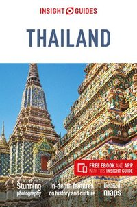 bokomslag Insight Guides Thailand (Travel Guide with Free eBook)