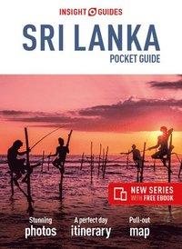 bokomslag Sri Lanka Insight Guides Pocket